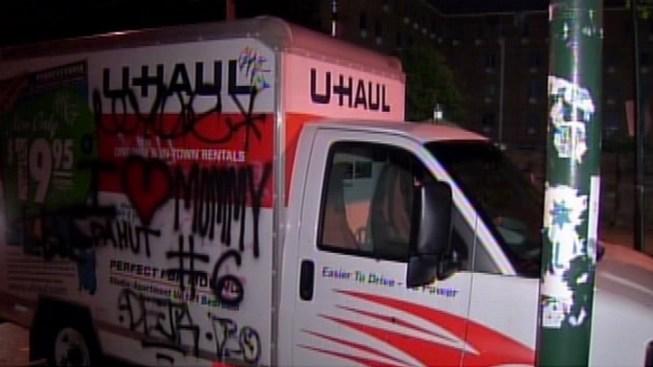 Final Stolen Rental Truck Found