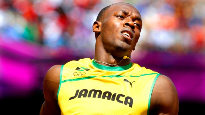 Bolt in the 100M Tops Sunday Olympics