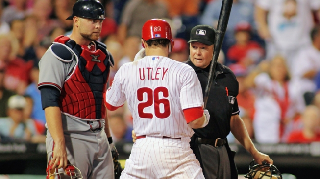 Utley Set for Exercise After Concussion