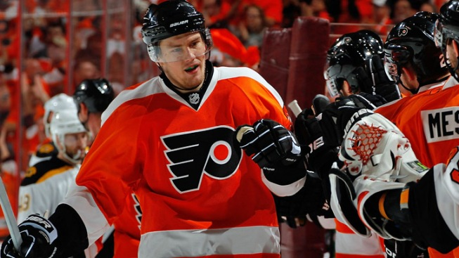 Flyers Ink JVR to 6-Year Extension