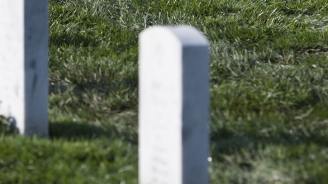 Man Steals 16 Grave Markers from Cemetery: Cops