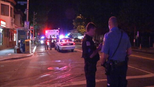 7 Shot, 2 Dead on Violent Night