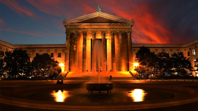 Wednesday Nights at the Philadelphia Museum of Art