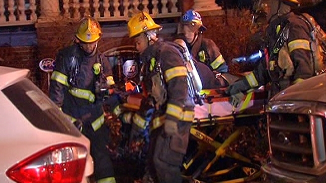 W. Philly Woman Injured Jumping Out of a Window During Fire