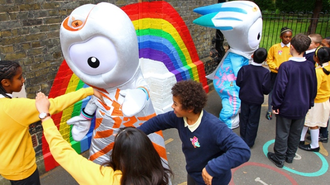 The Story Behind Wenlock and Mandeville, Official Mascots of The Olympics