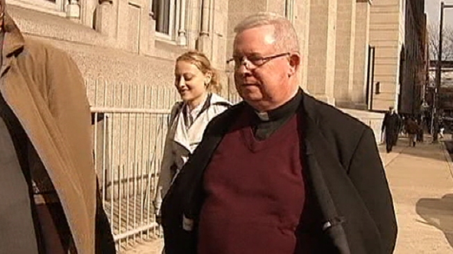 Msgr. William Lynn Denied Bail