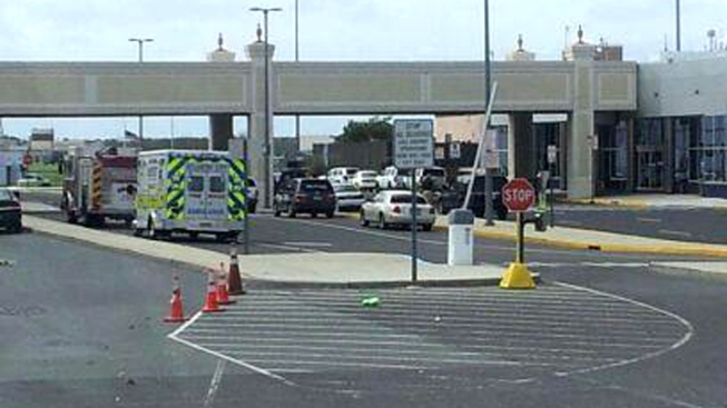 AC Airport Evacuated for Suspicious Package