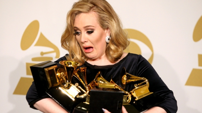 Adele Expecting First Child