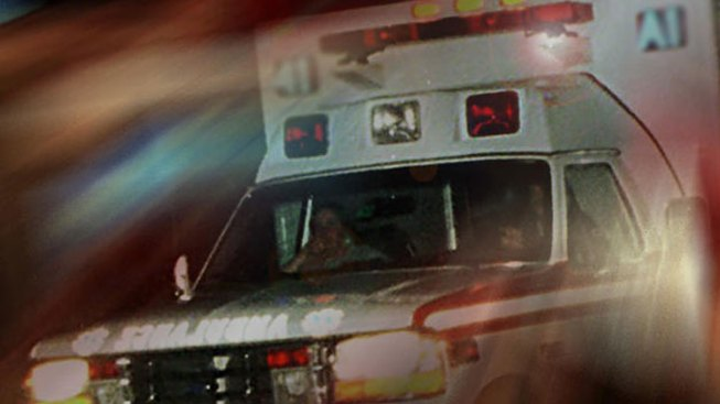 Man Arrested in Ambulance Theft
