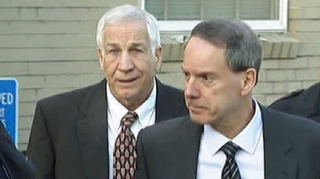 Sandusky Lawyers Raise Appeal Issue on Timing