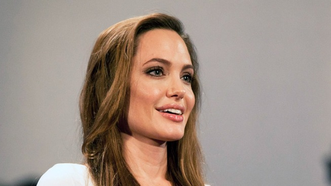Angelina Jolie Honored by Iraq Foreign Minister for Refugee Work