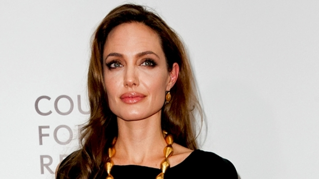 Jolie Joins G-8 to Urge End to Sexual Violence