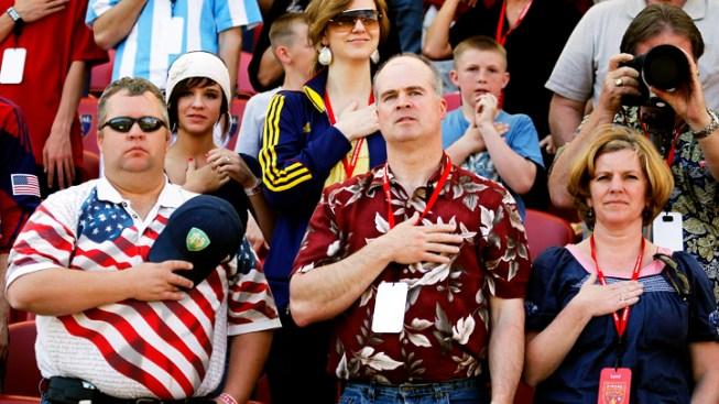 """Indiana College Bans """"Too Violent"""" National Anthem"""
