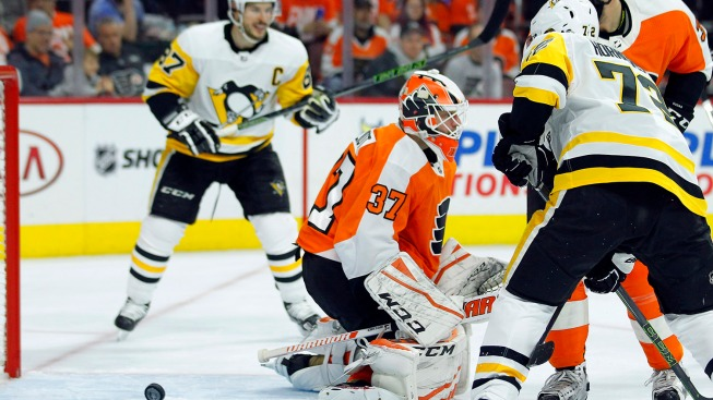Flyers Play Roulette Too Many Times With Penguins' PP, Lose Home Ice