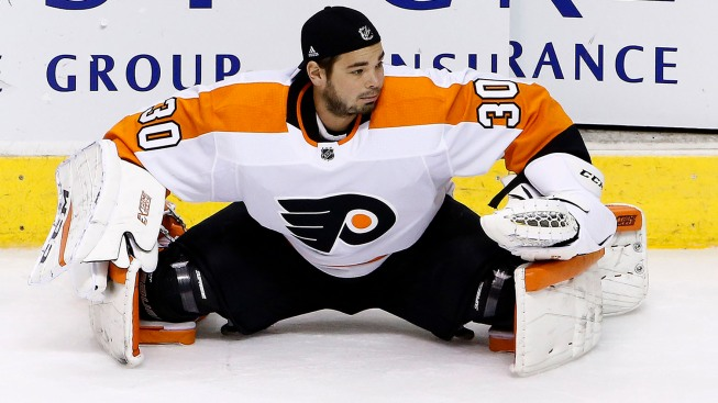 Flyers Rolling While Overcoming Illness