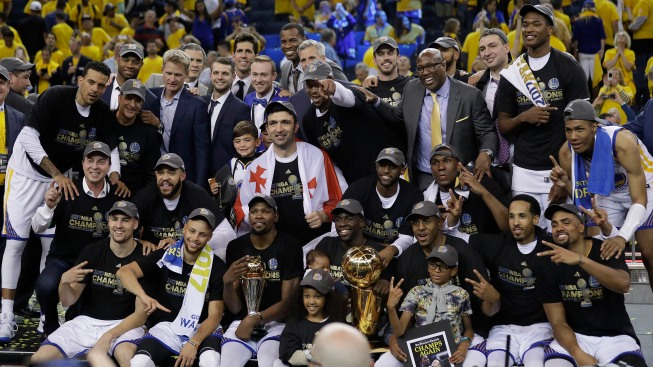 Warriors Say No Decision Has Been Made on Potential White House Visit