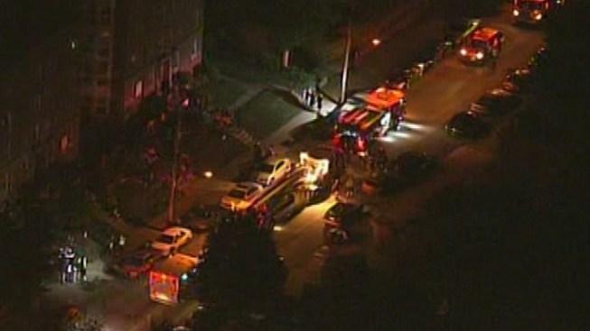 Apartments Evacuated in Germantown