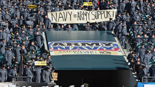 69,000 People to Pack the Linc for Army-Navy Game