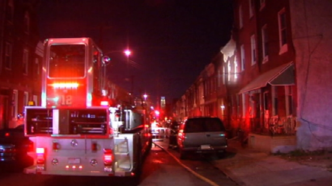 """Suspicious"" Fire in North Philly"