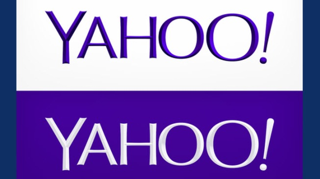 Yahoo Unveils New Logo