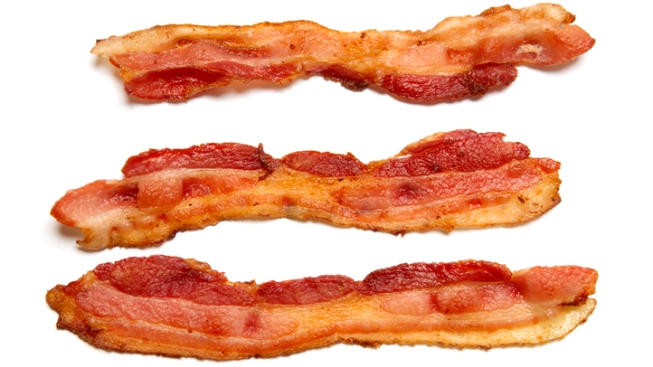"Bacon Craze Grows with Condoms, ""Mouthwash"""