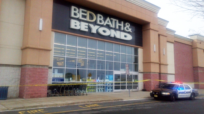 Wind Rips Roof Part From NJ Bed, Bath & Beyond