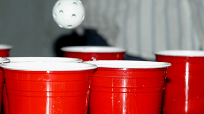 3 Days of Beer Pong in AC