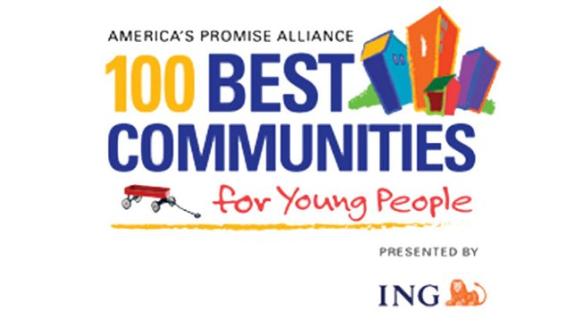 P.A. Cities Named One of the 100 Best Communities for Young People