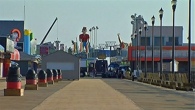 9 Months After Sandy, Rides Run in Seaside Heights