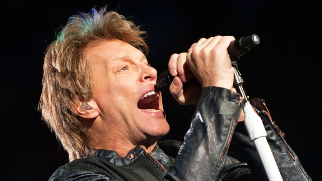 Bon Jovi Gives $1M to Sandy Relief Fund