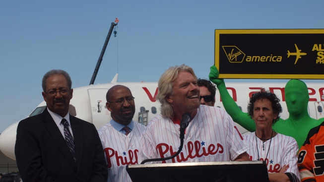 Eight Minutes with Sir Richard Branson
