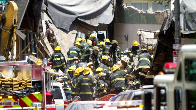 Plaintiffs' Attorney Claims 'Blind Leading the Blind' Caused Deadly Market Street Collapse in Openings of Civil Trial