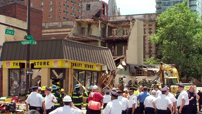 Salvation Army to be Named  a Defendant in Center City Building Collapse Lawsuit