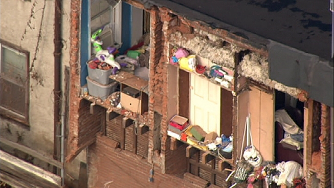 Philly House Collapse Makes 3rd in a Week