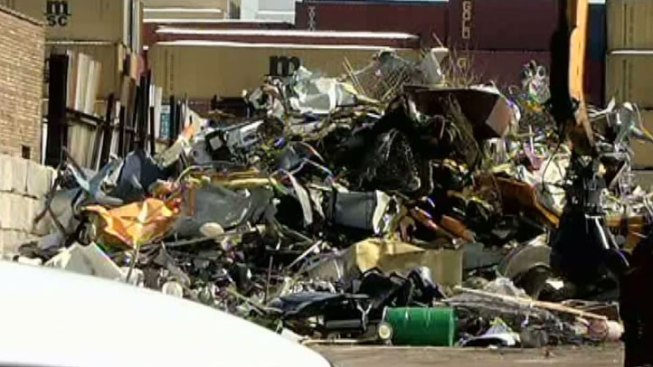 Town Officials Scrap Metal, Keep Money: Police