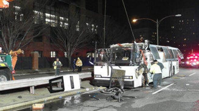 "Boston Bus Crash Victim ""Alert, Aware:"" Mom"