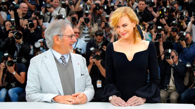 Cannes Opens with DiCaprio, Spielberg