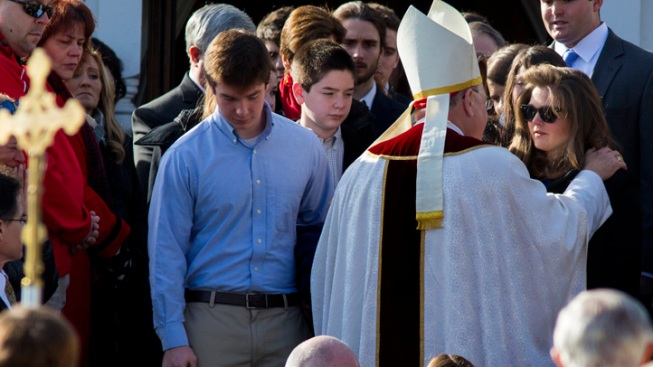 Cardinal Compares Slain Newtown Teacher to Jesus