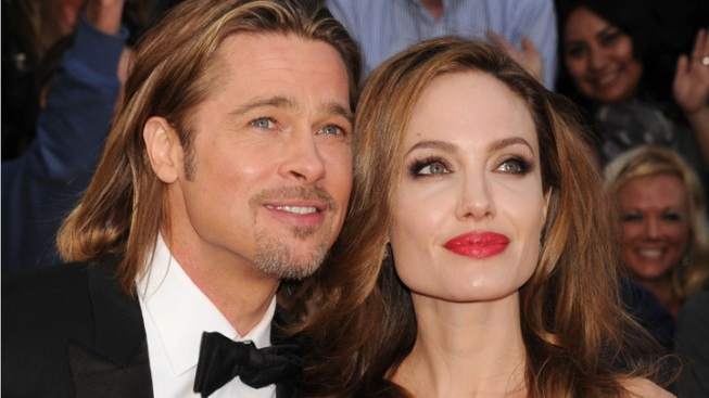 Jolie, Pitt have Delaware Address