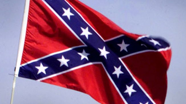 Man Waves Confederate Flag, Shouts Slurs at Residents: Police