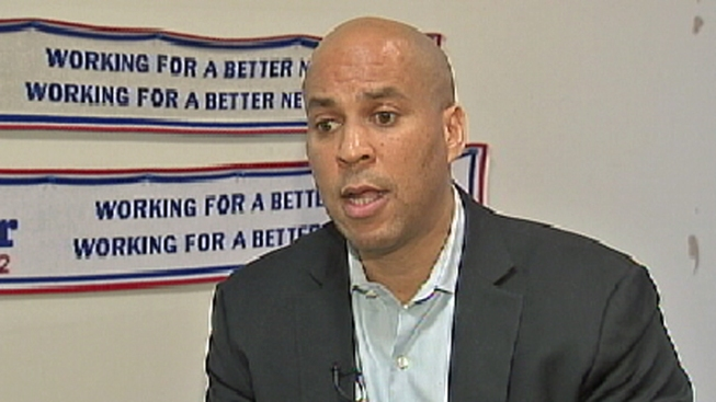 Booker Is Senate Race Favorite: Poll