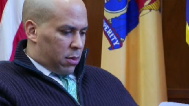Booker Raises $4.6M for U.S. Senate Race