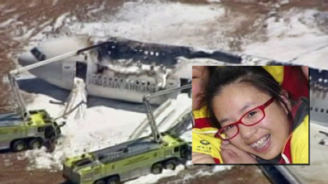 SF Claims Asiana Crash Victim Was Not Killed By Fire Truck