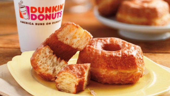 "Dunkin' Donuts Joins ""Cronut"" Craze With New Treat"
