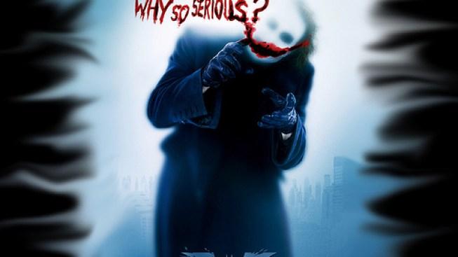 Batman Movie Films in NJ Thursday