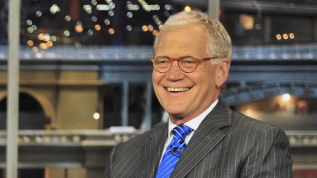 "Letterman's Favorite Subway-Riding ""Elites"""