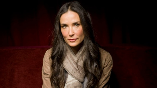 "Demi Moore Seeks Treatment, Drops Out of ""Lovelace"""