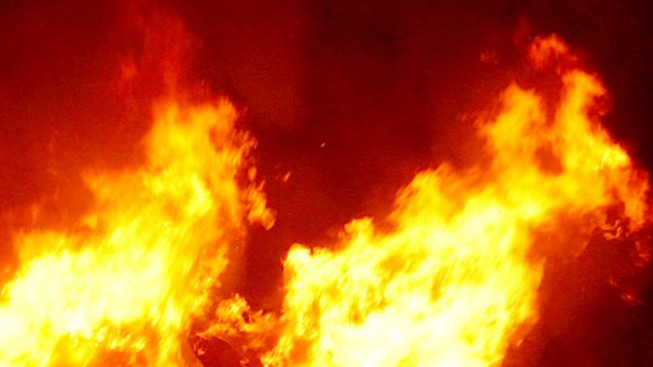 Downed Wire Ignites House Fire