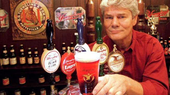 Brewer Yuengling Praises Corbett, Not Taxes & Unions