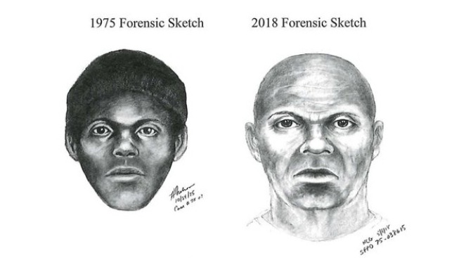 San Francisco Police Release 1970s 'Doodler' Serial Killer Sketch